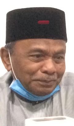 Prof. Dr. Tgk. H. Nazaruddin, M.Ag.