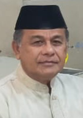 Dr. Drs. Tgk. H. Jufri Ghalib, S.H., M.H.