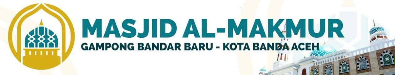 MASJID OMAN ALMAKMUR BANDA ACEH INDONESIA
